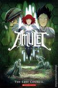 Amulet GN (2008- Scholastic Press) 4-1ST