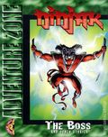 Acclaim Adventure Zone Ninjak The Boss GN (1997 Acclaim) 1-1ST