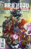 Red Hood and the Outlaws (2011) 2