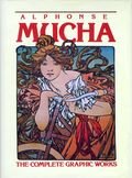 Alphonse Mucha The Complete Graphic Works HC (1987) 1-1ST