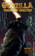 Godzilla Kingdom of Monsters TPB (2011-2012 IDW) 1-1ST