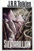 Silmarillion HC (1977 1st Edition) J.R.R. Tolkien 1-1ST