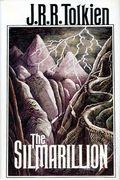 Silmarillion HC (1977 1st Edition) J.R.R. Tolkien 1N-1ST