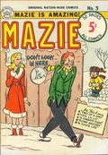 Mazie (1953 Comic-Sized) 3