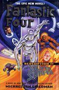 Fantastic Four The Redemption of the Silver Surfer HC (1997 A Putnam Novel) 1-1ST