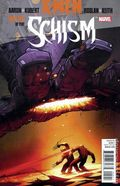 X-Men Schism (2011 Marvel) 5A