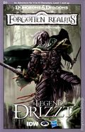 Dungeons and Dragons Drizzt (2011 IDW) 1C