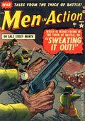 Men in Action (1952 1st Series Atlas) 1