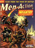 Men in Action (1952 1st Series Atlas) 2