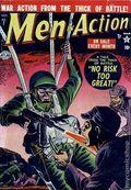 Men in Action (1952 1st Series Atlas) 7