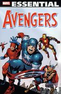 Essential Avengers TPB (2011- Marvel) 3rd Edition 1-1ST