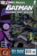DC Comics Presents Batman Blink 1