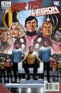 Star Trek Legion of Superheroes (2011 IDW) 1A