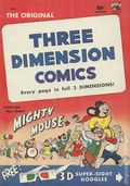 Three Dimension Comics Mighty Mouse (1953 1st Printing) 2W