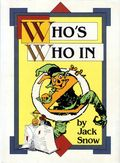 Who's Who in Oz HC (1988 Peter Bedrick Books) 1-1ST