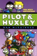 Pilot and Huxley The Next Adventure GN (2011 Scholastic) 1-1ST