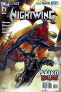 Nightwing (2011 2nd Series) 2