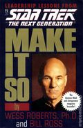 Make It So SC (1996 Pocket Books) Leadership Lessons from Star Trek: The Next Generation 1-1ST