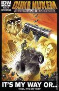 Duke Nukem Glorious Bastard (2011 IDW) 4A