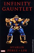 Infinity Gauntlet TPB (2011 Marvel) 3rd Edition 1-1ST
