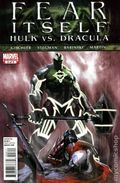 Fear Itself Hulk vs. Dracula (2011 Marvel) 3