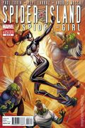 Spider-Island Amazing Spider-Girl (2011 Marvel) 3