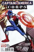 Captain America Corps (2011 Marvel) 5