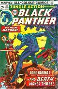 Jungle Action (1972 Marvel) UK Edition 11UK