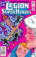 Legion of Super-Heroes (1980 2nd Series) Mark Jewelers 292MJ