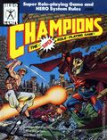 Champions The Super Role-Playing Game HC (1989 Hero Games) 4th Edition 1-1ST