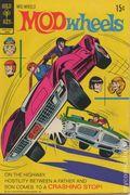 Mod Wheels (1971 Gold Key) 6