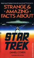 Strange and Amazing Facts About Star Trek PB (1986 Archway) 1-REP