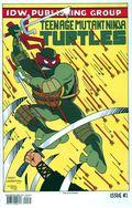 Teenage Mutant Ninja Turtles (2011 IDW) 2D