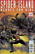 Spider-Island Heroes for Hire (2011 Marvel) 1