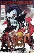 Legion of Monsters (2011 Marvel) 1