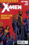 Wolverine and the X-Men (2011) 1A