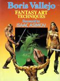Boris Vallejo Fantasy Art Techniques SC (1985 Fireside) 1-1ST