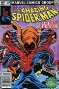 Amazing Spider-Man (1963 1st Series) Mark Jewelers 238BMJ