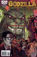Godzilla Gangsters and Goliaths (2011 IDW) 4B