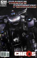 Transformers (2009 IDW) 25B
