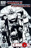 Transformers (2009 IDW) 25C