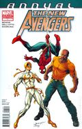 New Avengers (2010 2nd Series) Annual 1B