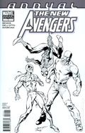 New Avengers (2010 2nd Series) Annual 1C