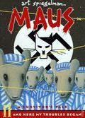 Maus A Survivor's Tale GN (1986-1992 Pantheon) 2-REP