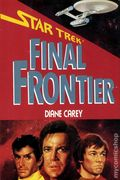 Star Trek Final Frontier HC (1988 Pocket Novel) 1-1ST