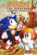 Sonic the Hedgehog Archives (2006-2015 An Archie Digest) 16-1ST