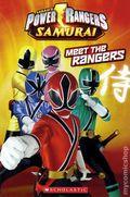Power Rangers Samurai Meet The Rangers SC (2011) 1-1ST