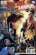 Star Trek Legion of Superheroes (2011 IDW) 2A