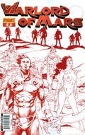 Warlord of Mars (2010 Dynamite) 9D