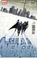 Secret Avengers (2010 1st Series) 19A